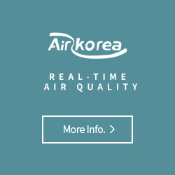 Airkorea:Real-Time Air Quality